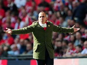 Di Canio: 'I'd bet everything on survival'