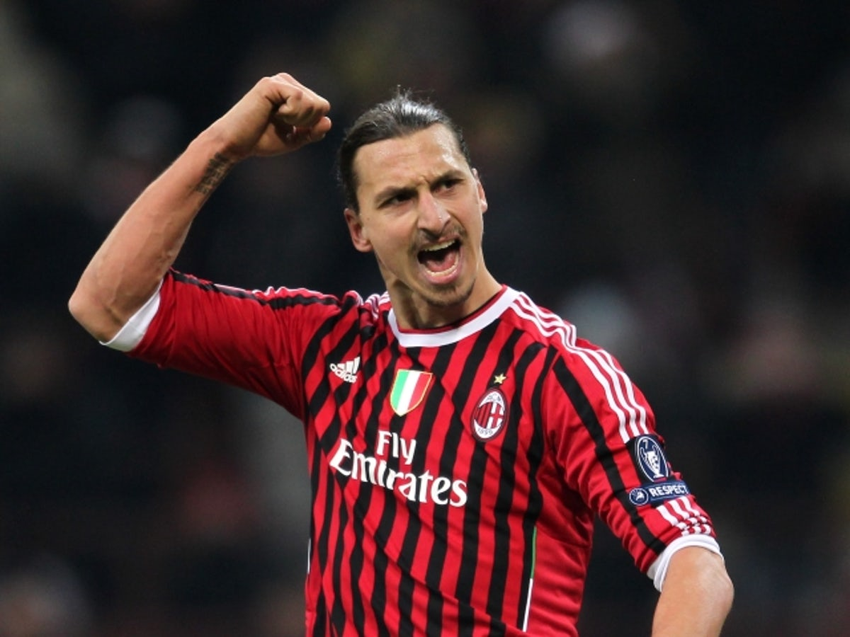 best authentic a8f72 70bb2 Zlatan Ibrahimovic: 'PSG are a better team than AC Milan ...