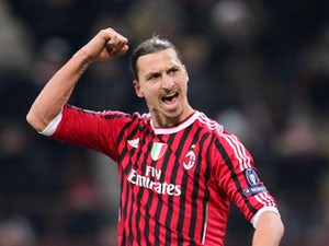 Ibrahimovic named 'Player of the Month' for September
