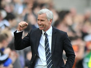 Pardew: 'Transfer window a success'