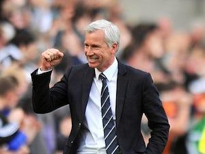 Pardew expects tough Europa League tie