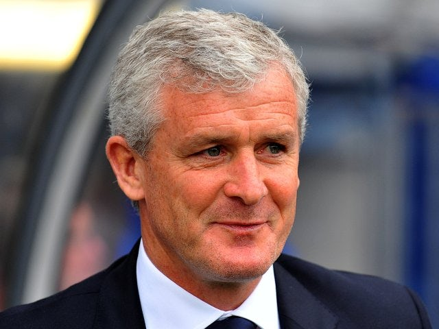 Hughes impressed by Stoke squad