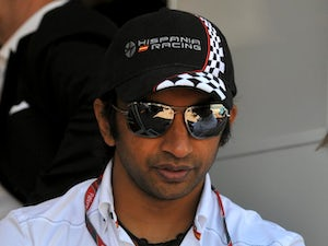Force India deny Karthikeyan interest