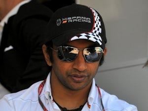 Force India deny Karthikeyan interest