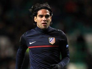 Falcao not considering Atletico Madrid exit