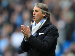 Mancini: 'The title race is finished'