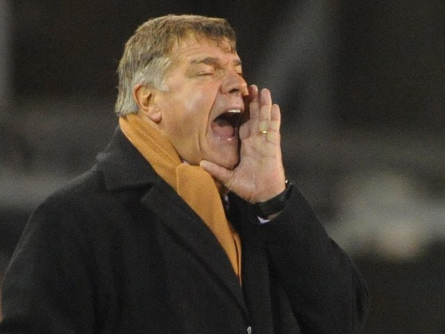 Sam Allardyce Wants A Positive Reaction From Young Players Sports Mole