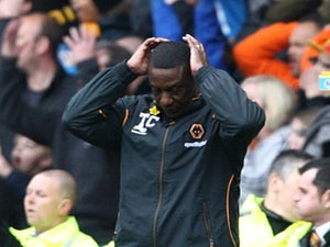 Connor bids farewell to Wolves