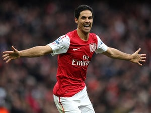 Arteta out for season?
