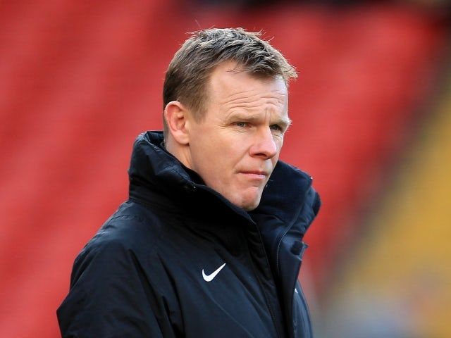 McCall pleased with squad depth