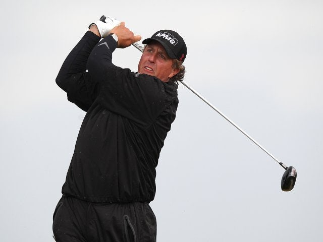 Mickelson: 'Snedeker is going to make a run'