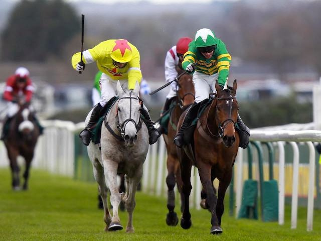 Live Commentary: Grand National - as it happened