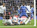 Chelsea goal