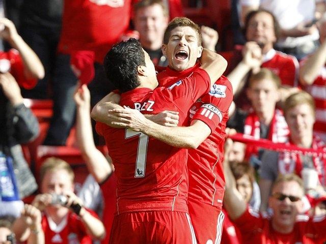 Gerrard: 'Liverpool's season depends on Suarez'