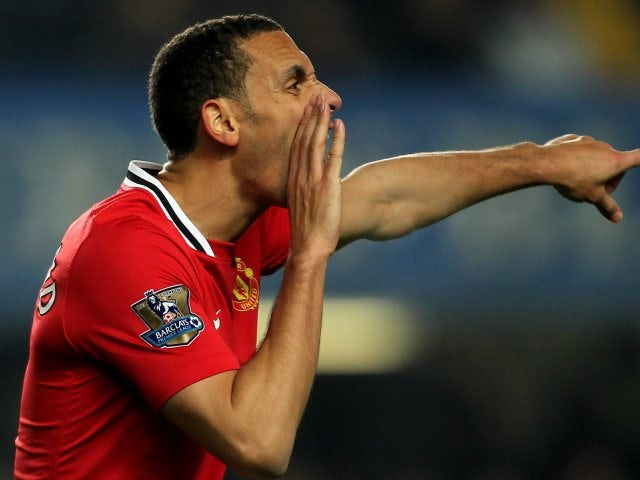 Ferdinand: 'United have greater appeal than England'