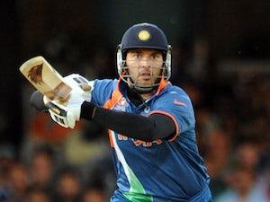 Yuvraj Singh in India A squad