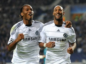 Anelka wants Drogba in China
