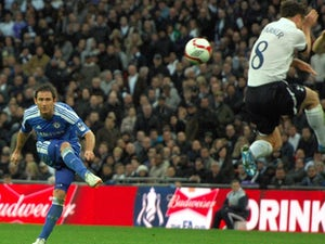 Lampard reveals 'favourite' goal