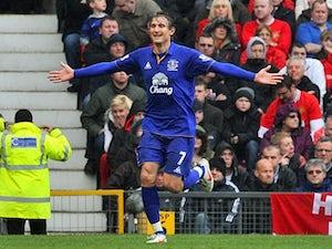 Jelavic returns to Everton squad