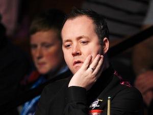 Result: Higgins reaches Masters quarters