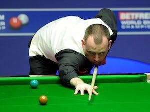 Williams to face O'Sullivan