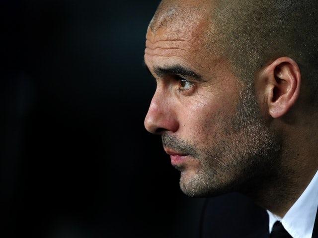 Pep Guardiola angry with Barcelona board