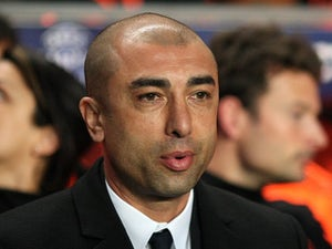 Di Matteo 'not thinking' about Man Utd