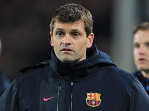 Vilanova: 'Alaves will be tough'
