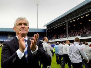 Hughes confident of QPR backing