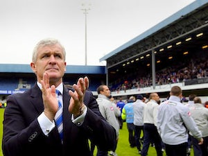 Hughes confident of QPR backing