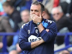 Coyle unhappy with penalty decision