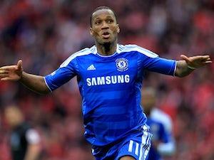 Drogba impressed by Hazard form