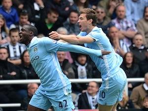 Half-Time Report: Manchester City 1-0 Queens Park Rangers