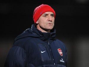 Bould: 'Arsenal lack confidence'