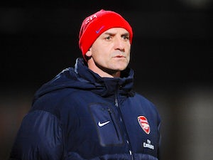 Bould: 'Arsenal looked jaded'