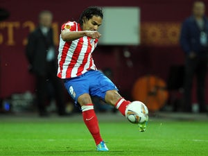Falcao impressed by Chelsea