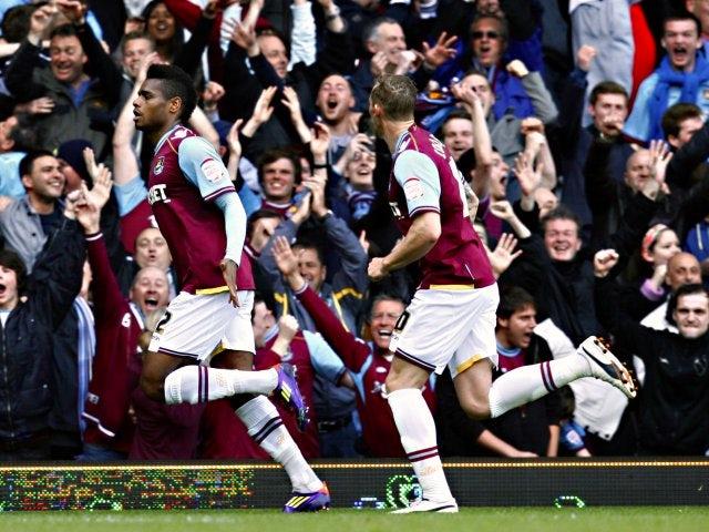Result: QPR 1-2 West Ham