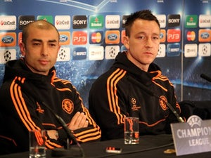 Di Matteo quiet over Terry captaincy