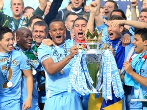 Man City photos displayed at exhibition