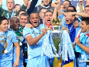 Kompany: 'Let's forget PL win'