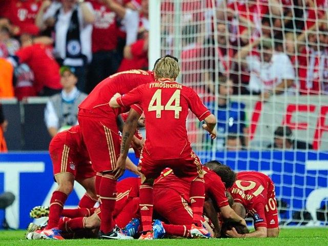 Result: Bayern create Bundesliga history