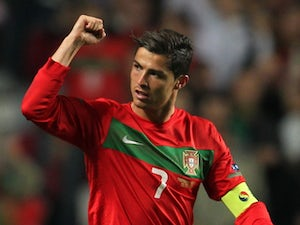 Ronaldo fit for Portugal