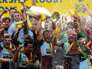 Hopper signs on at Harlequins