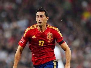 Arbeloa returns to Madrid training