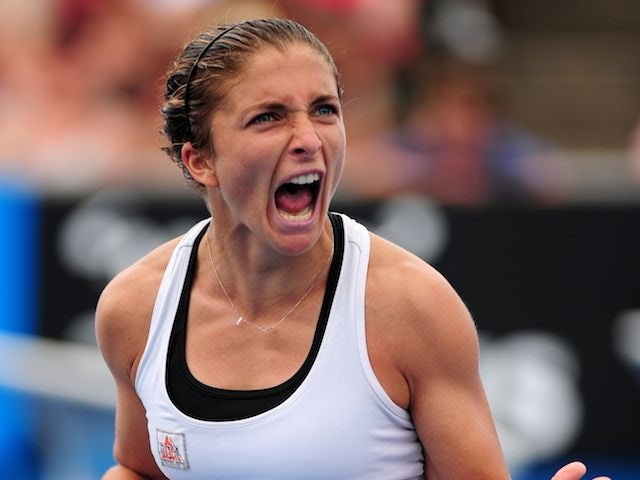 Result: Errani clinches fourth title of year at Palermo