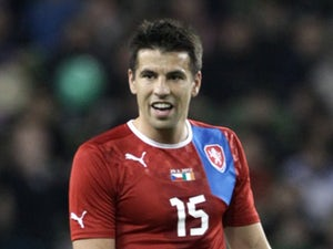 Baros in talks with Banik Ostrava