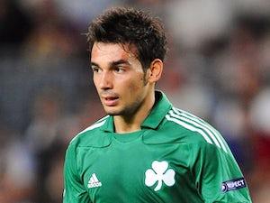 Ferreira steps down as Panathinaikos boss