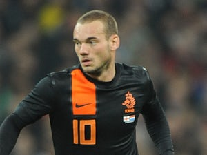 Sneijder: 'Mourinho is a second father to me'