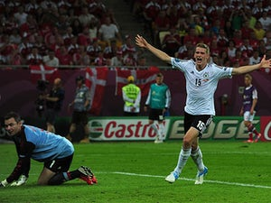 Six goals shared between Germany, Paraguay