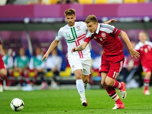 Bendtner completes Juve switch